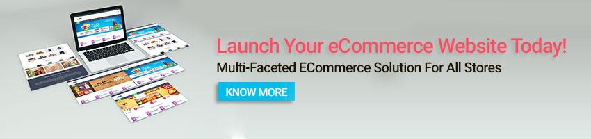 eCommerce Website Deveopment