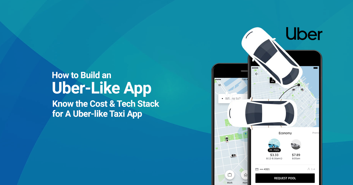 How to Build an Uber-like app